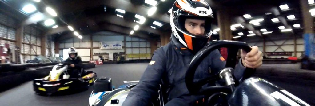 Session Karting indoor