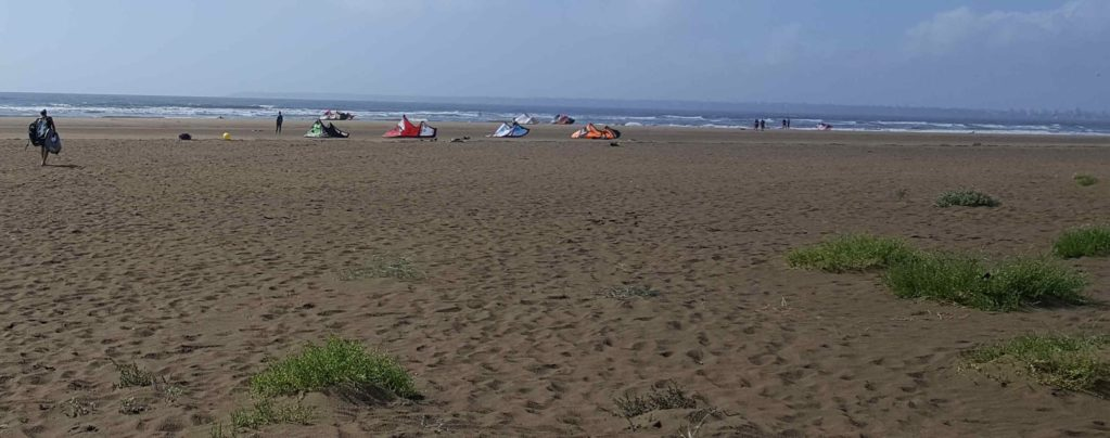 Kitesurf à Saint Brévin et ses longues plages