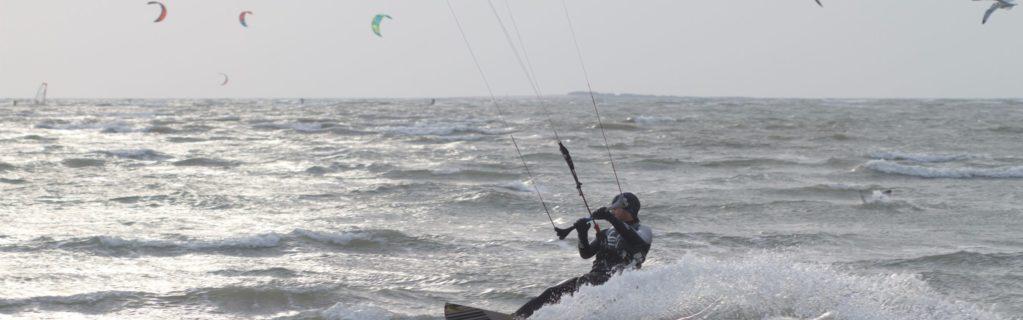 kitesurf et planche à voile Pornichet