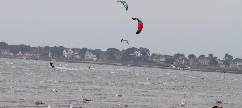 Spot kitesurf La Baule