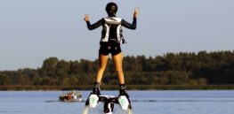 Ou faire du Flyboard près de Nantes