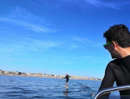 Location de bateau La Baule Wakeboard