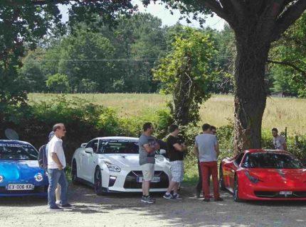 Bleu blanche rouge, quelle voiture de prestige choisissez-vous?