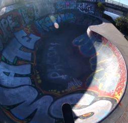 Skatepark doumergue bowl